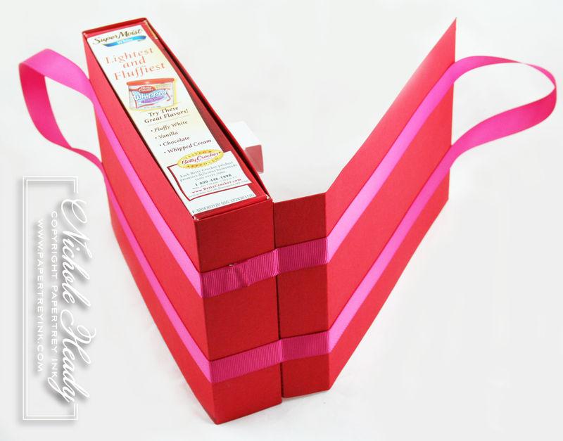 Ribbon handle