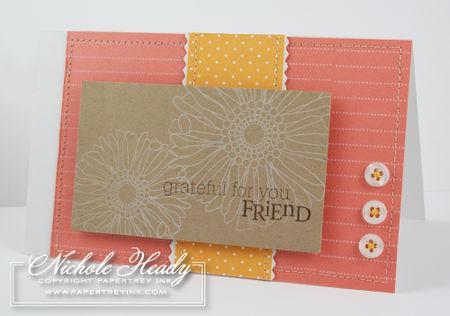 Grateful Friend card