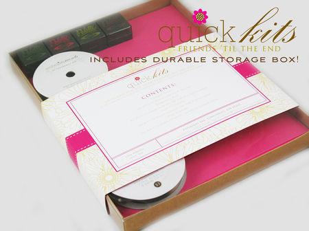 Packaged kit