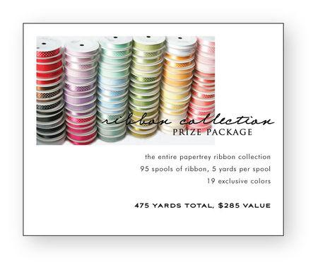 Ribbon-prize-package
