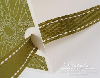 Threading ribbon