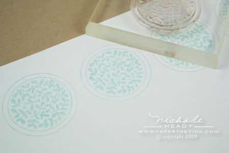 Stamping labels
