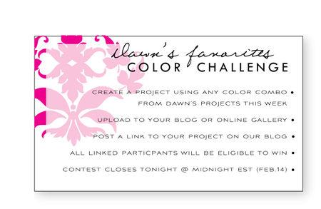 Dawn's-challenge