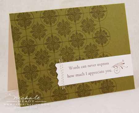 Your Kindness Card