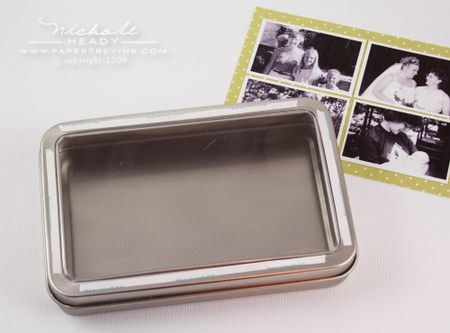 Adhesive for photos