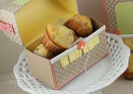 Lunch box open