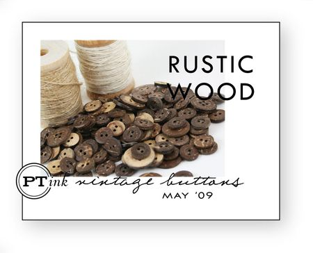 Rustic-buttons