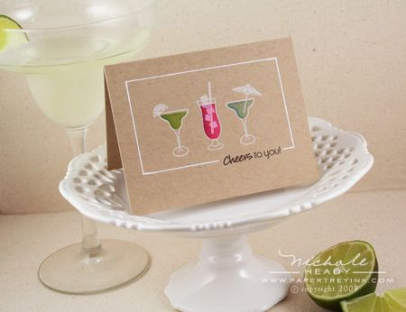 Drink Trio card