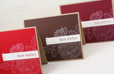 Best Wishes trio