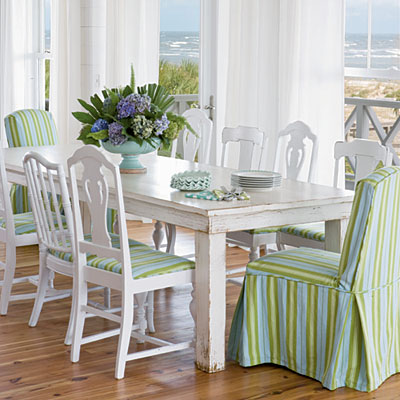 Green & blue color inspiration
