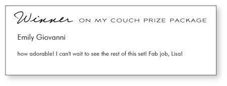 Couch-winner