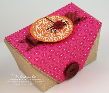 Halloween Treet box
