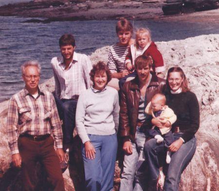 Grandma family photo