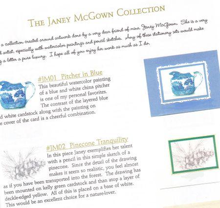 Janey catalog