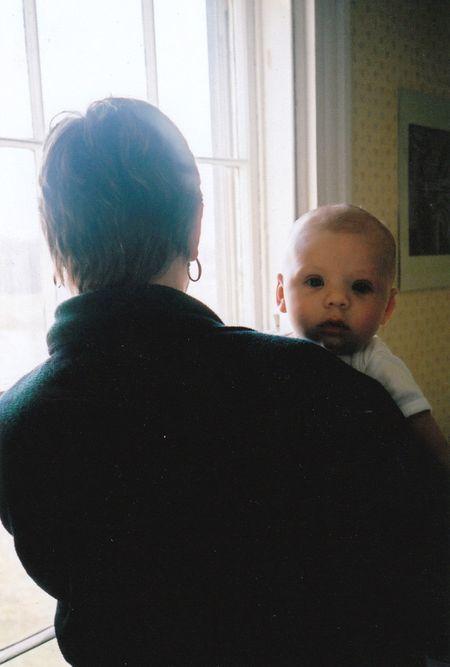Mom & owen