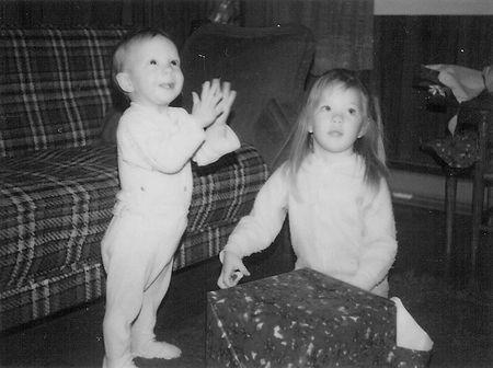 Jen & I Christmas