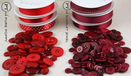 Pure poppy & scarlet jewel