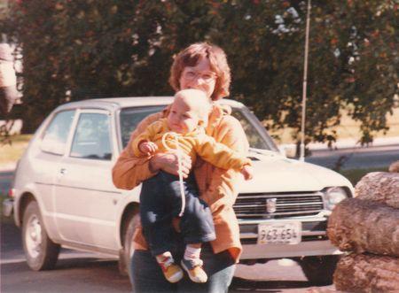 Mom & me toddler