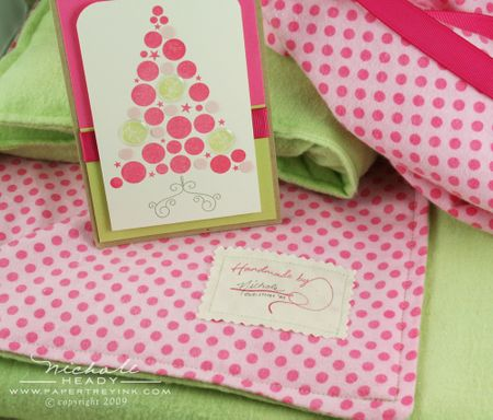 Card & tag closeup