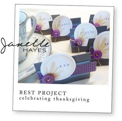 Janelle-winner
