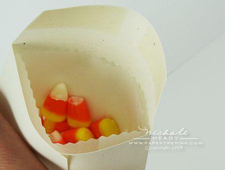 Candy corn added