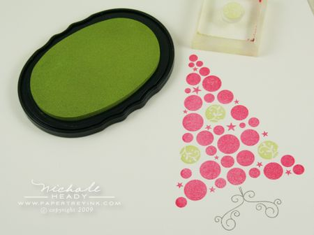 Stamping ornaments