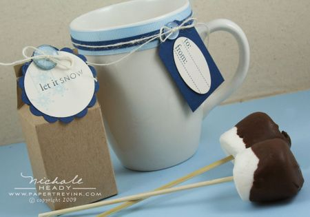 Marshmallow Mug contents