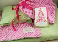 Flannel Blanket & Warming Pillow Gift set