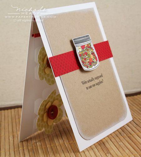 Embellies card side