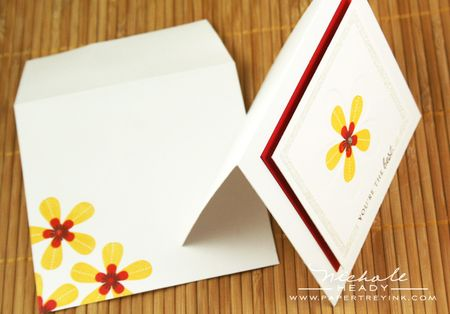Youre the best card & envelope