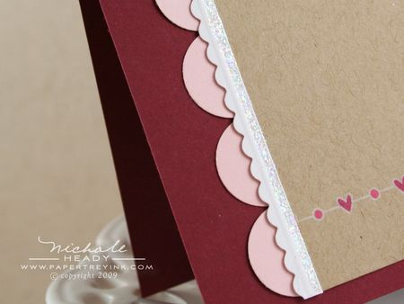 Double scalloped border