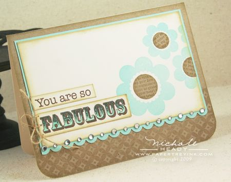 Fabulous card