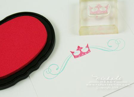 Crown stamp