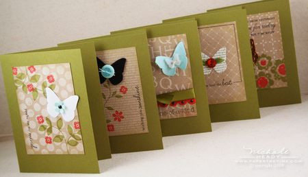 Butterfly Card Group