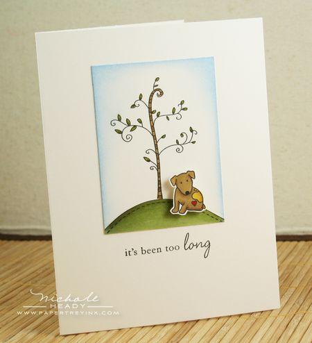 Too Long card