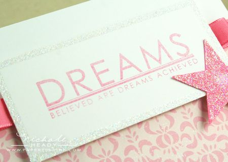 Dreams closeup