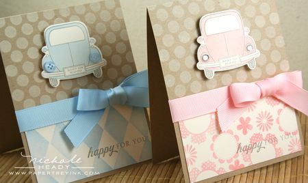 Boy & girl cards