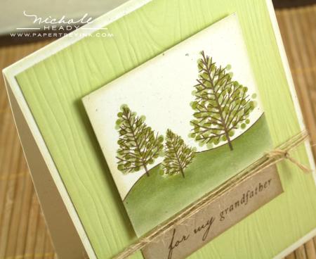 Green tree angle