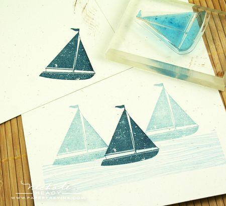 Third boat