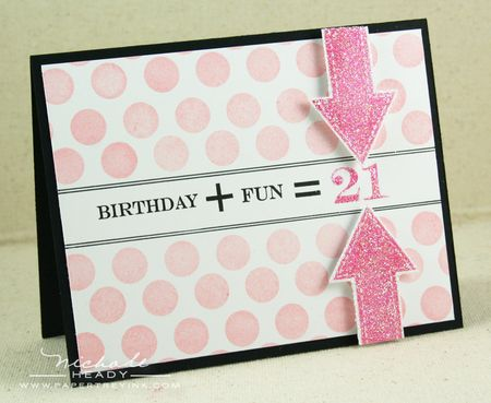 21st birthday fun card