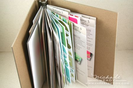 Open binder