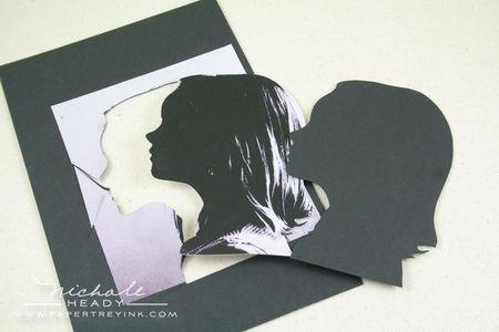 Cutting silhouette