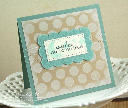 Wishes Come True card