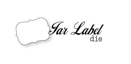 Jar-label-die