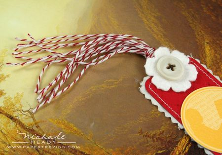 Bookmark tassle