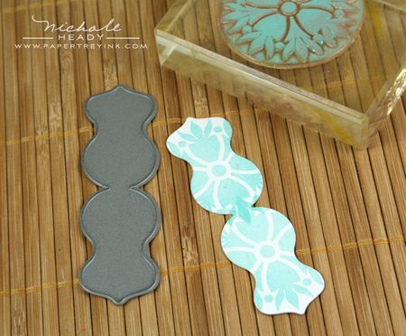 Stamping topper