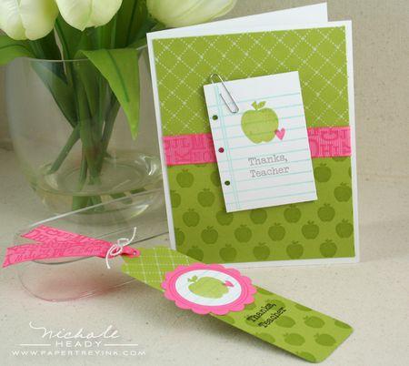 Card & bookmark