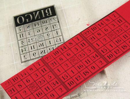 Bingo card border