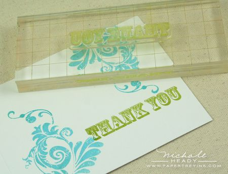 2 stamping thank you