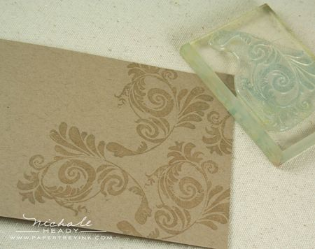 Stamping flourishes